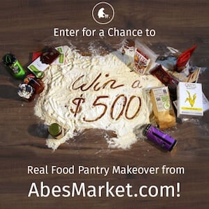 Abe's Market Pantry Makeover Giveaway