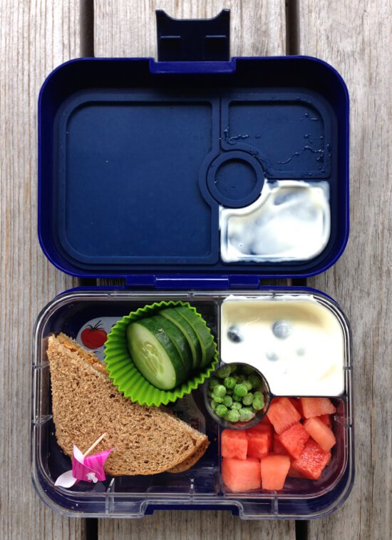 Leakproof Yumbox on 100 Days of #RealFood