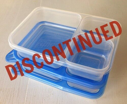 Favorite Lunch Containers Discontinued on 100 Days of #RealFood