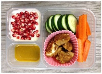 100 Days of #RealFood #SchoolLunch