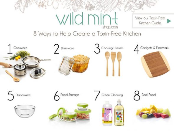 Giveaway: Gift Cards to Wild Mint! on 100 Days of #RealFood