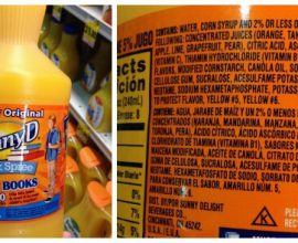 Misleading Products on 100 Days of #RealFood
