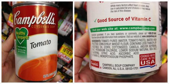 Misleading Product Roundup III: Don't Be Fooled on 100 Days of #RealFood