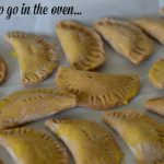 Pesto Cream Cheese Turnovers - 100 Days of #RealFood