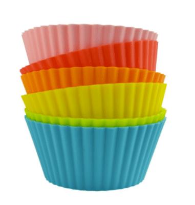 siliconeliners 381x400 - Silicone Muffin Liners