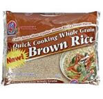 brown rice - Quick Cooking Brown Rice