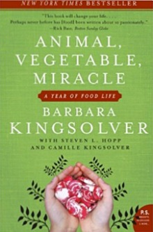 Animal Vegetable Miracle at 100 Days of Real Food