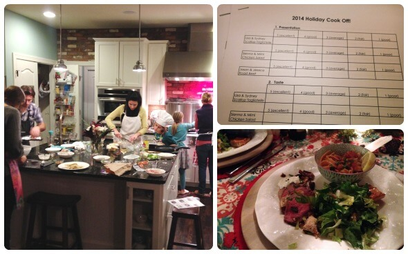 Blue Apron Cookoff on 100 Days of #RealFood