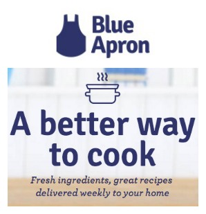 Blue Apron Giveaway on 100 Days of #RealFood