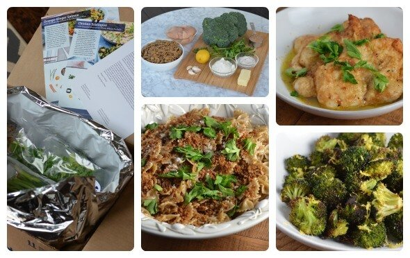Dinner Made Easy: A Blue Apron Giveaway on 100 Days of #RealFood