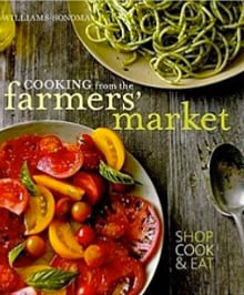 Cooking from the Farmer's Market
