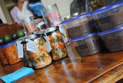 #soupswap on 100 Days of #RealFood