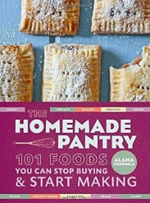 The Homemade Pantry at 100 Days of Real Food