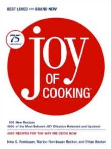 Joy of Cooking at 100 Days of Real Food
