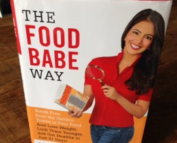 The Food Babe Way (the book!)