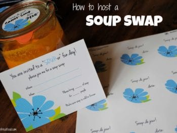 How to Host a Soup Swap 4
