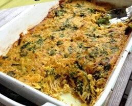 Chicken Curry Casserole on 100 Days of #RealFood