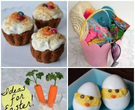 Heathy Ideas for Easter on 100 Days of #RealFood