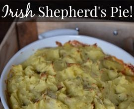 Shepherd's Pie on 100 Days of #RealFood