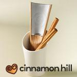 cinnamon hill 150x150 - Fresh Cinnamon + Grater
