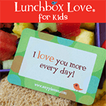 lunchboxlove - Lunchbox Love Notes