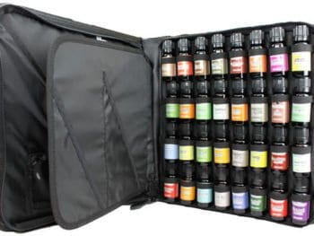 32 oil set in case 2 350x263 - Giveaway: Essential Oils + A Beginner's Guide