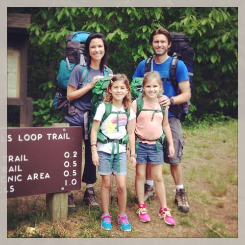 Real Food on the Trail on 100 Days of #RealFood