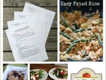 1 day menu for real food beginners collage 590 350x263 - 1-Day Menu for Real Food Beginners