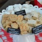Flavored Marshmallows on 100 Days of #RealFood