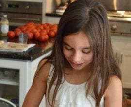 Kids Cook on 100 Days of #RealFood
