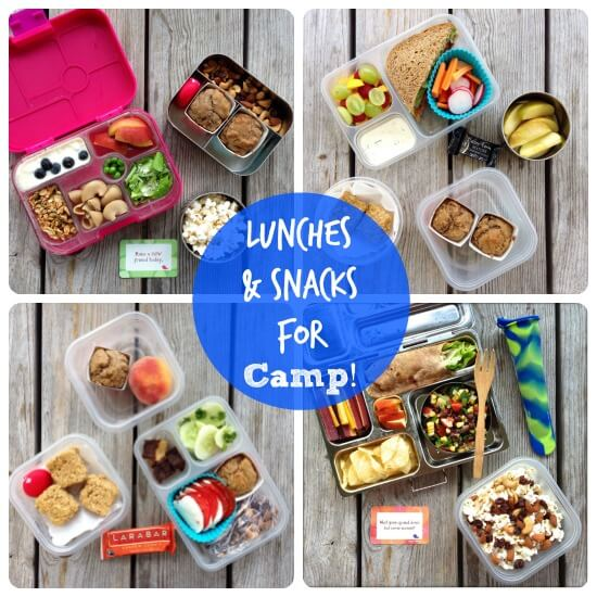A Week Of Lightweight Nutritious Backpacking Food: Lunch And Snack Ideas For Camp!
