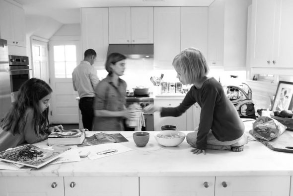 Why Family Dinner? Reasons That Might Surprise You on 100 Days of #RealFood