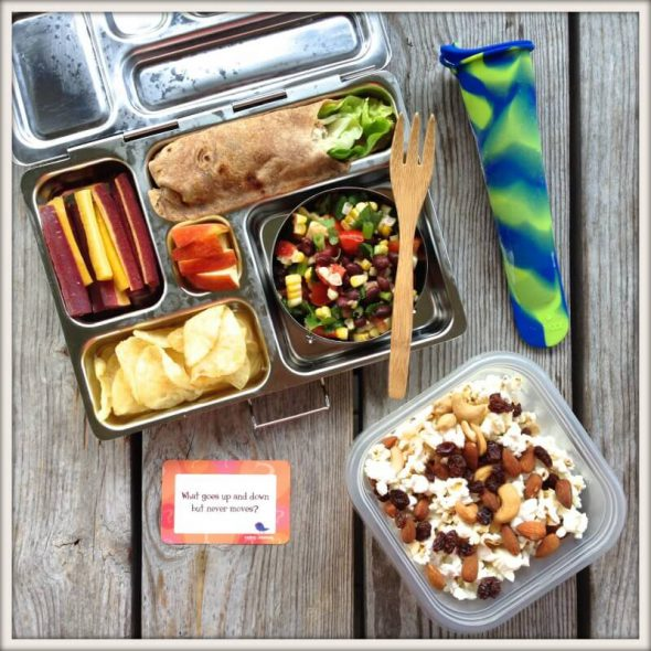 Lunch And Snack Ideas For Camp!