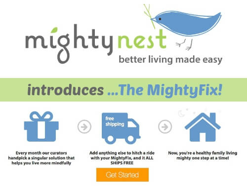 Non-Toxic Products for Your Kitchen from Mighty Nest at 100 Days of #RealFood