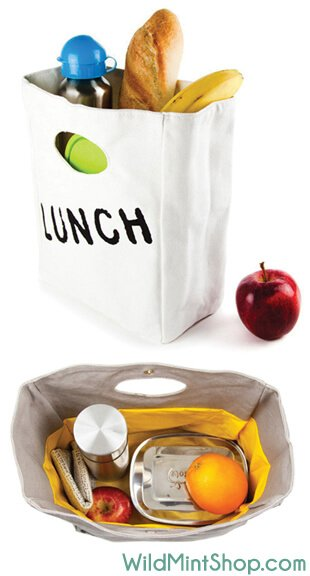 School Lunch Supplies Giveaway from Wild Mint on 100 Days of #RealFood