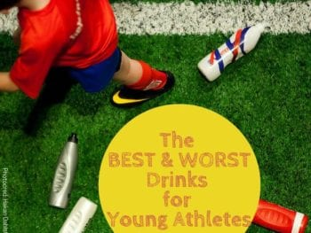 The Best and Worst Drinks for Young Athletes