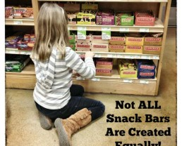 Snack Bars: Real Food or Really Unhealthy?