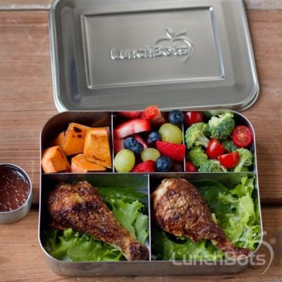 Review of Our Favorite Lunchboxes on 100 Days of #RealFood