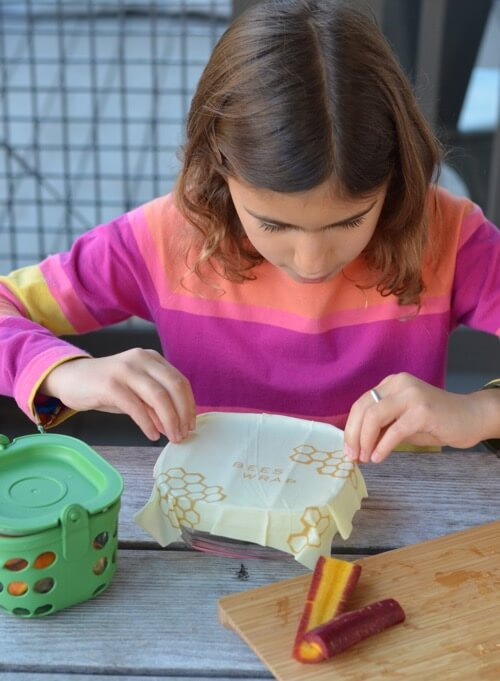 BeesWrap on 100 Days of #RealFood