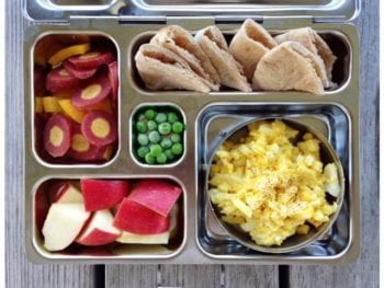 Lunchbox Review on 100 Days of #RealFood