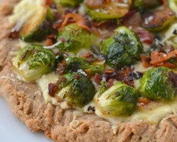 Bacon and Brussels Sprouts Pizza Recipe