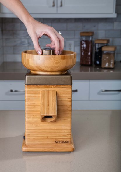 An appliance to help make real food on 100 Days of #RealFood