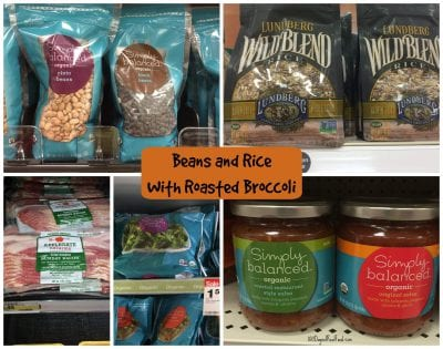 3 Real Food Meals Using Ingredients from Target on 100 Days of #RealFood