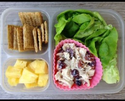 School Lunch Roundup VII
