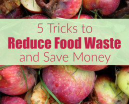 5 Tricks to Reduce Food Waste (and Save Money!)