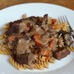 Weeknight Beef Bourguignon on 100 Days of #RealFood