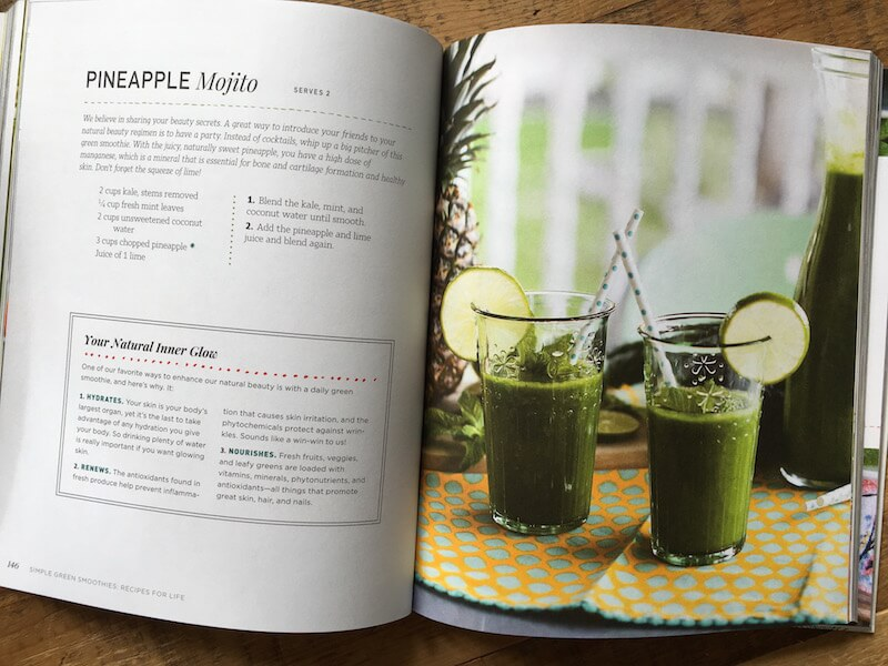 Simple Green Smoothies Book Review (+ a recipe)! - 100 Days of ...