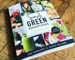 Simple Green Smoothies Book Review (+ a recipe)!