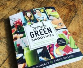 Simple #GreenSmoothies on 100 Days of #RealFood