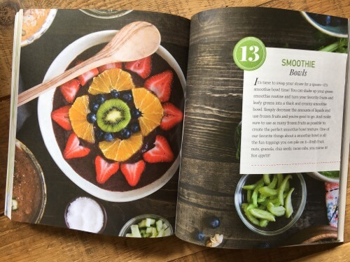Smoothies Bowls on 100 Days of #RealFood